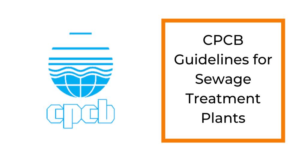 cpcb-guidelines-sewage-treatment-plants